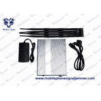 Mobile phone jammer Moraga , DCS / 3G / WIMAX Mobile Phone Signal Jammer for Secret Services / Museums