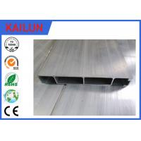 Buy cheap Extrusion Waterproof Aluminum Decking Board for Elevator / Escalator Threshold Plate product