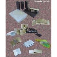 Buy cheap Custom Strongest Rare Earth Sintered NdFeB Magnets Grade N52 product