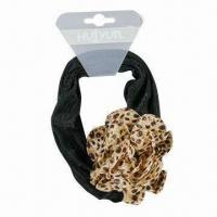 Buy cheap Fashionable Hairband with Various Accessories, Colors/Style, Customized Specifications are Accepted product