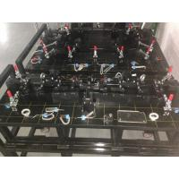 Precision Machining Automotive Checking Fixtures , Welding Fixture Gage Customized