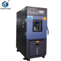 China Small Size Temperature Humidity Test Chamber / Benchtop Humidity Chamber on sale