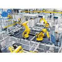 Buy cheap High Efficiency Industrial Robotic Arm Easy Operation Stable Performance product