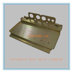 titanium plating metal stamping manufacturer