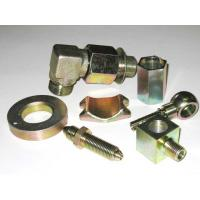 Buy cheap Brass / Bronze Automobile Spare Parts 0.01mm Tolerance ISO Certification product