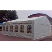 Buy cheap 3x9m PE Waterproof Portable Steel Outdoor Party Tents for Birthday Party product