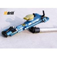 Buy cheap Light Weight Hand Held Pneumatic Rock Drilling Machine Air Compressor Power Type product