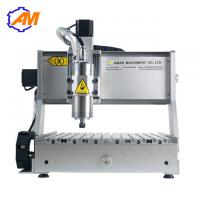 Hot sell all the world mini cnc engraving machine Small 4th axis 3040 cnc router machine with usb port