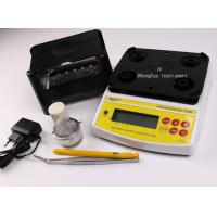 Buy cheap 3000g Gold Quality Testing Machine / Precious Metal Tester For Purity Test product