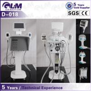 China Cryolipolysis RF Cavitation Machine Velashape Vacuum Roller For Body Slimming wholesale