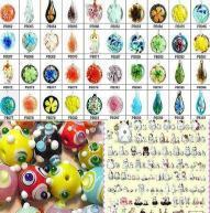 Buy cheap perles en verre de couleur product