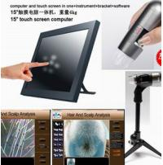 Buy cheap Digital automatic hair skin analyzer machine / hair analyzer professional supplier product