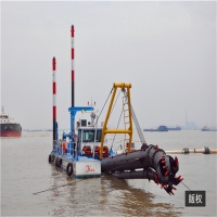 Buy cheap Mining 10 Inch Gold Dredge Portable Small Gold Dredger 18m product
