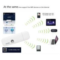 Buy cheap Unlocked Huawei E8231 3G USB Modem 21M Wifi Router Support 10 Wifi Users hot 3G modem product
