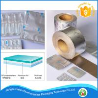 Buy cheap Alloy 8011 backed ptp aluminium foil for pharmaceutical packaging product