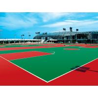 Quality Basketball Court PU Sports Flooring Multi Purpose Contracting Waterproof  for sale