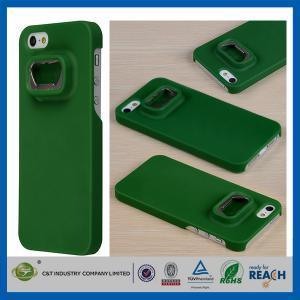 Buy cheap Caixas plásticas duras verdes do telemóvel de Iphone 5S Apple, caixa do telefone móvel de Anti-Choque product