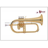 Buy cheap Y style Professional Flugel Brass lacquer With Premium Case (FG8612G) product
