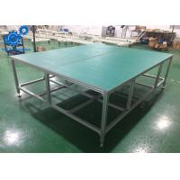 Buy cheap High Efficiency Anti Static Workbench Customized Dimension With Drawers product