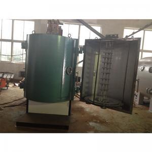 China Easy Operation High Capacity Vacuum Metallizing Machine For Plastic Christmas Ball on sale