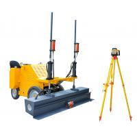 China Concrete / Floor Grinder Machine With Diesel Oil , Three-cylinder on sale