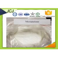 Buy cheap Mestanolone Muscle Builder Methyl DHT Anabolic Steroid Sex Enchanment CAS 521-11-9 product