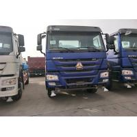 Buy cheap SINOTRUK HOWO Heavy Dump Truck Middle Lifting System With EURO II Emission product