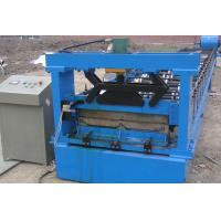 Buy cheap Rib Wall Roof Panel Roll Forming Machine / Water Proof Color Steel Roll Former product