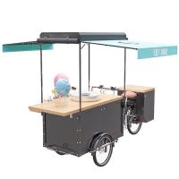Buy cheap Convenient Operation Mobile Snack Cart  Multi Functional With High Load Capacity product