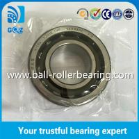 Buy cheap Nylon Cage OD 52mm Angular Contact Ball Bearing 40 Degree Contact Angle product