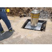 Buy cheap Stainless Steel Rising Security Bollards 220 Vac Max Control For Road Safety product