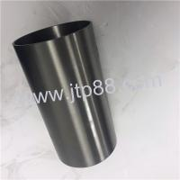 Quality Phosphated / Chrome Plated HINO K13C Cylinder Liner Sleeve For Diesel Engine for sale