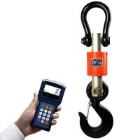 Buy cheap Wireless Digital Crane Scale 2 - 10 Ton Capacity For Textile / Chemical Industry product