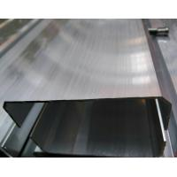 Quality 89MM Width Mill Finish Aluminium Skirting Boards Profiles for Building Cable Channel Use for sale
