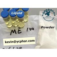 Quality Safety Injectable Anabolic Steroids CAS 303-42-4 Methenolone Enanthate 100mg / Ml for sale