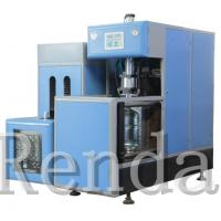 Buy cheap Customized Semi Automatic Bottle Blowing Machine 220V 380V For PET Plastic Containers product