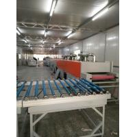 China Customized Post Press Conveyor Dryer Machine , Infrared Dryer For Labels on sale