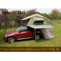 Buy cheap Car roof top tent 4WD Car Side Awning with Riptop Canvas for Camping from wholesalers
