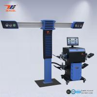 Buy cheap Diagnostic Car Workshop 3D Wheel Alignment Balance Machine With CE ISO Certificate product