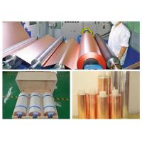 Buy cheap 2 OZ Gray Copper Foil Roll, More Than 160 MPa Tensile Strength PCB Copper Clad product