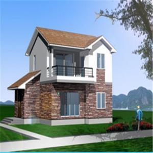 Buy cheap Modular Design Pre-Fab Villa House Lighting Roof house product