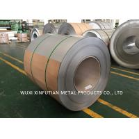 China 0.3 - 2.0mm Thick 200 Series 202 Stainless Steel Coil 2B Finish For Automotive Trim on sale