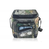 Buy cheap CE / SGS Radio Cooler Bag For Music Play Keep Food Cold And Fresh product