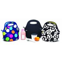 Buy cheap Cooler Lunch Box Bag For Adults Neoprene Lunch Tote Bags. Size is 30cm*30cm*16cm. SBR material. product