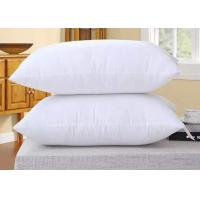 Buy cheap Soft Goose Feather Hotel Collection Pillows , Hotel Collection Down Alternative Pillows product