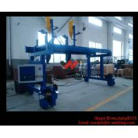 Buy cheap Gantry Type I / H Beam Welding Machine , Auto Welder Industrial Machinery for H Beam Line product