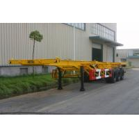 30ft Gooseneck Container Trailer Chassis