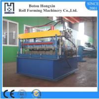 Buy cheap Automatic Roofing Sheet Crimping Machine 0 - 10m / Min Working Speed product
