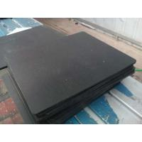 China Black color Chemical Resistant POM Sheet 6-200mm thick High Mechanical Strength on sale