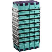 Buy cheap 200Ah Lithium Ion Battery For Electric Forklift Truch / Pallet Stacker / AGV product
